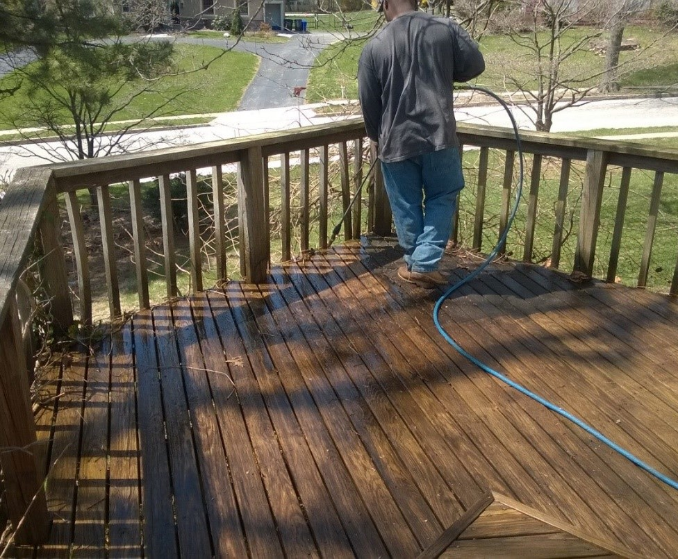 Pressure Washing Montgomery County PA